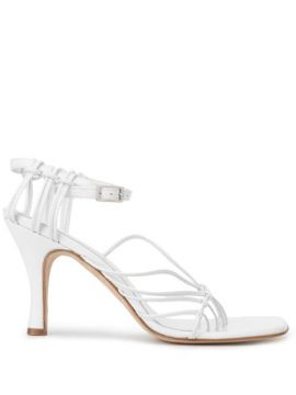 Valetta Toe-strap Sandals - Christopher Esber