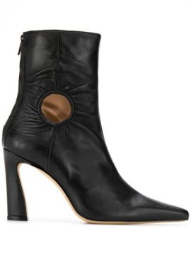 Ankle Boot Forywindow Com Recortes - Kalda