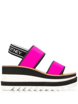 Sneak Elyse Sandals - Stella Mccartney