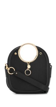 Ring Handle Cross Body Bag - See By Chloé