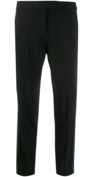 Stone-piping Straight Trousers - Dkny