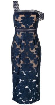 Lace Overlay Dress - Alice Mccall