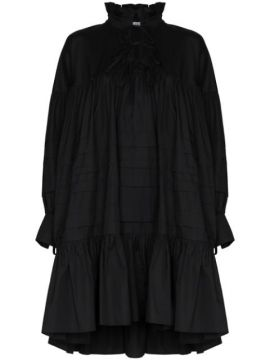 Oversized Tiered Dress - Cecilie Bahnsen