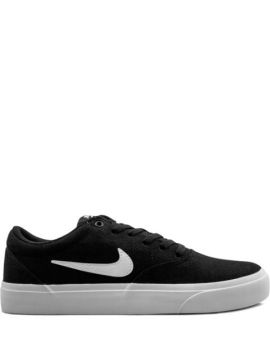 Sb Charge Low-top Sneakers - Nike