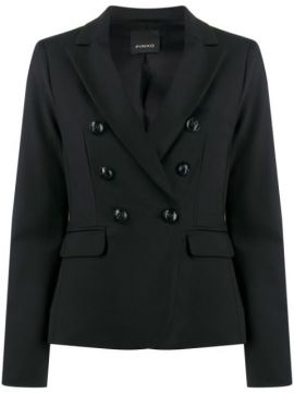 Grondaia Double-breasted Blazer - Pinko