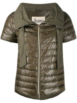 Padded Down Jacket - Herno