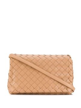 Intrecciato Shoulder Bag - Bottega Veneta