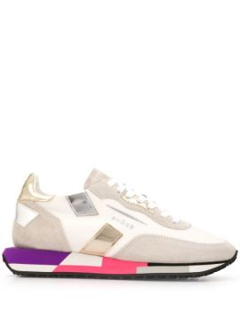 Colour-block Sneakers - Ghoud