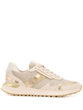 Knit-panelled Sneakers - Michael Michael Kors