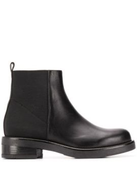 Pull-on Ankle Boots - Albano