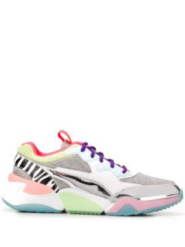 Tênis Color Block - Puma X Sophia Webster