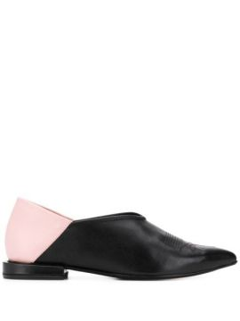Contrast Loafers - Toga Pulla