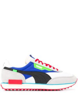 Future Rider Ride Panelled Sneakers - Puma