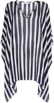 Striped Kaftan Dress - Odyssee