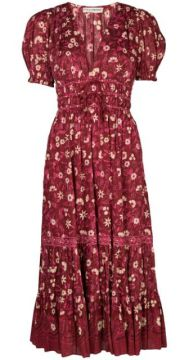 Zaria Midi Dress - Ulla Johnson