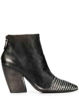 Cunetta Pointed-toe Boots - Marsèll