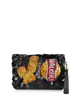 Walkers Barbeque Clutch - Anya Hindmarch