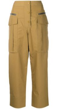 Multi-pocket Cropped Trousers - 3.1 Phillip Lim