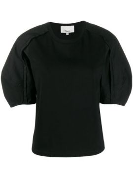 Puffed Sleeves T-shirt - 3.1 Phillip Lim