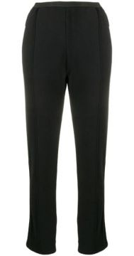 Cropped Tapered Trousers - Haider Ackermann