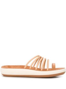 Hypatia Strappy Sandals - Ancient Greek Sandals