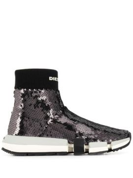 Sequin Ankle Boots - Diesel