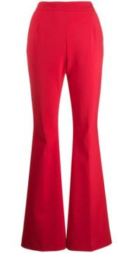 Flared Tailored Trousers - Fausto Puglisi