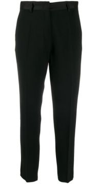 Tailored Cigarette Trousers - Forte Forte