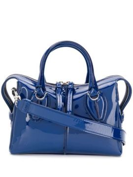 Glossy Tote - Tods
