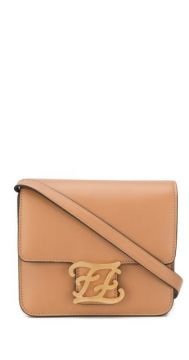 Small Karligraphy Crossbody Bag - Fendi