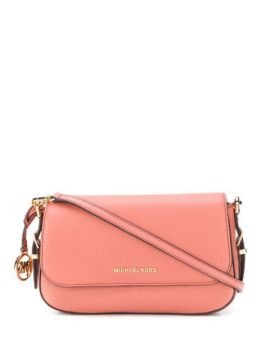 Bedford Legacy Pebbled-effect Crossbody Bag - Michael Michae