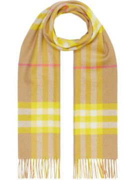 Cachecol The Classic Check - Burberry