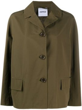 Notch-lapel Military Jacket - Aspesi
