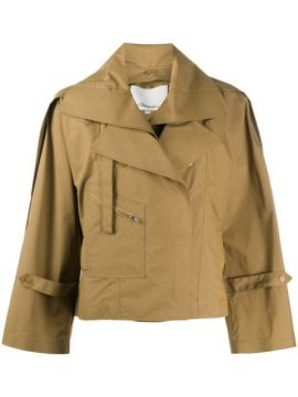 Cropped Trench Coat - 3.1 Phillip Lim
