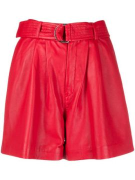 Belted Wide Fit Short - P.a.r.o.s.h.