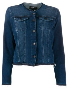 Jaqueta Jeans Illusion Integrity - 7 For All Mankind