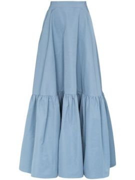Tiered Maxi Skirt - Plan C