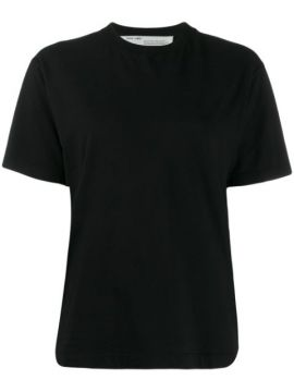 Offwhite Casual Tee Black Black - Off-white