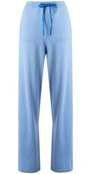 Wide-leg Knitted Track Pants - Chinti & Parker