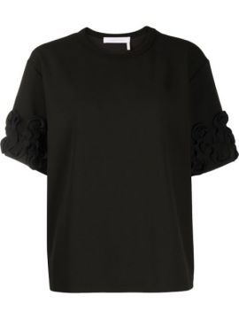 Blusa Com Babados - See By Chloé