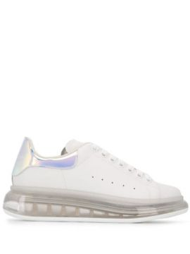 Clear Sole Low-top 50mm Sneakers - Alexander Mcqueen