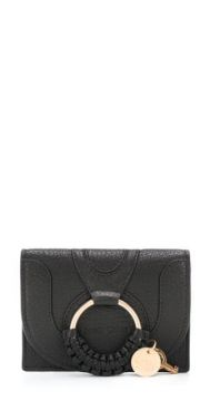 Front Ring Wallet - See By Chloé