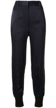 Satin Tapered Trousers - 3.1 Phillip Lim