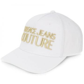 Embroidered Logo Baseball Cap - Versace Jeans Couture