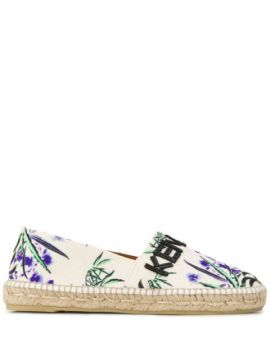 Espadrille Floral - Kenzo