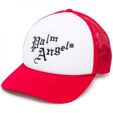 Logo Mesh Baseball Cap - Palm Angels