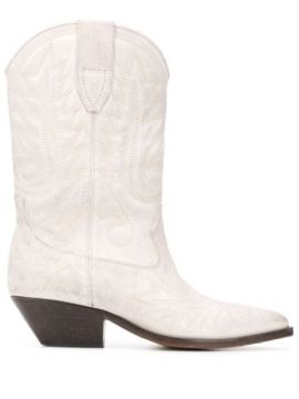 Ankle Boot Duerto Texan - Isabel Marant