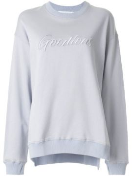 Moletom Oversized Com Logo Bordado - Goodious