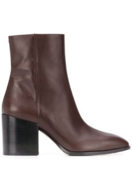 80mm Leandra Ankle Boots - Aeyde