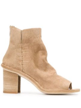 Sidoine 007 Ankle Boots - Officine Creative